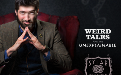#77 – Magic, with Sylar
