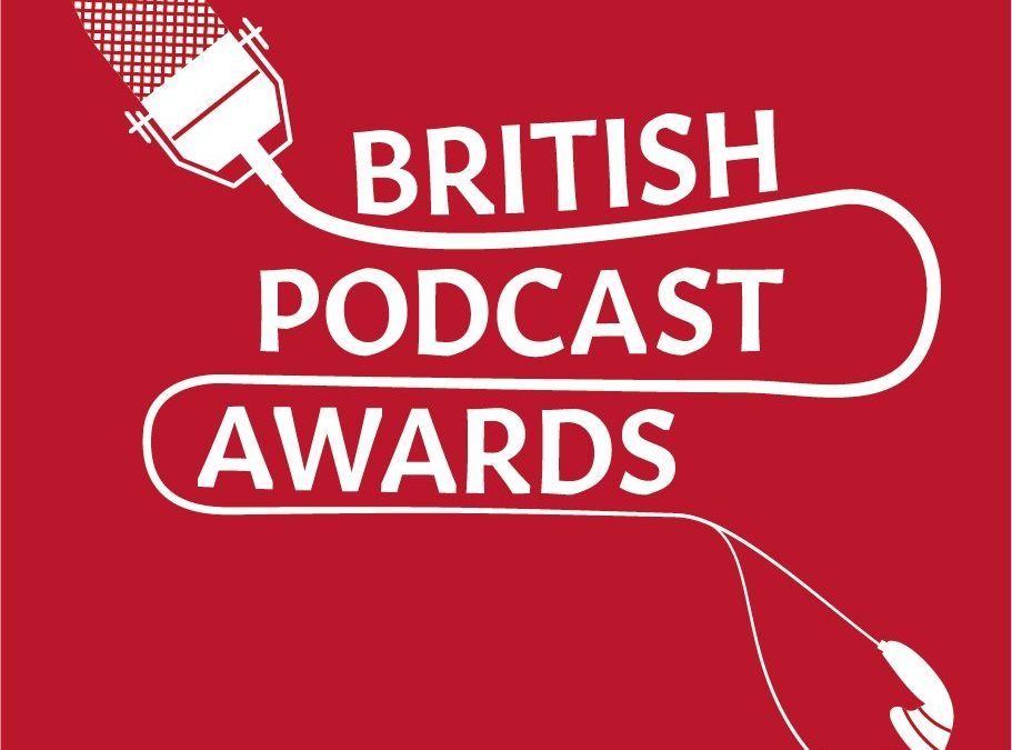 At The British Podcast Awards 2017