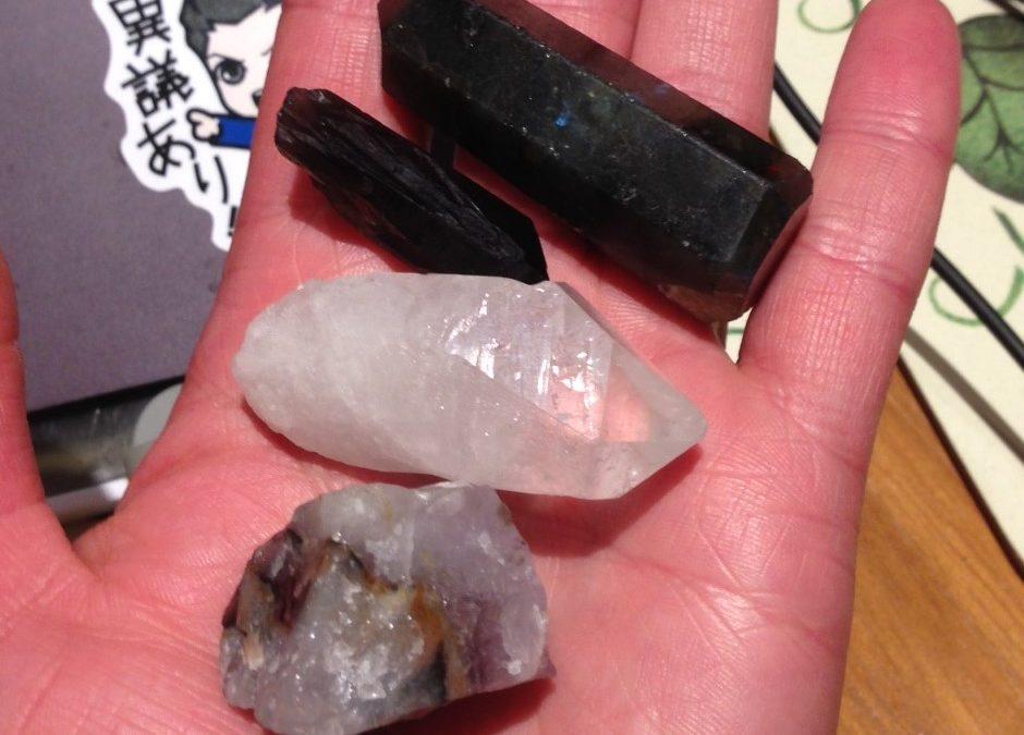 #105 – Crystals